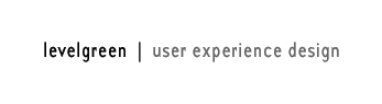 levelgreen | user experience design